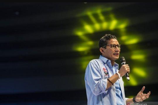 Sandiaga: Cinta membuat generasi milenial Bandung kreatif