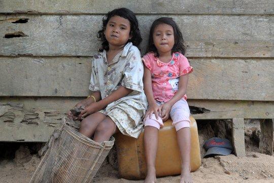 Suku Talang Mamak di Jambi