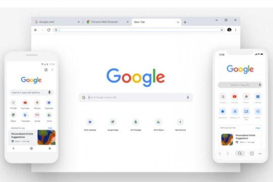Alasan keamanan, Google ingatkan pengguna segera perbarui Chrome