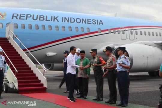"Presiden Jokowi ingatkan penerapan ""gas dan rem"" di Jawa Barat"