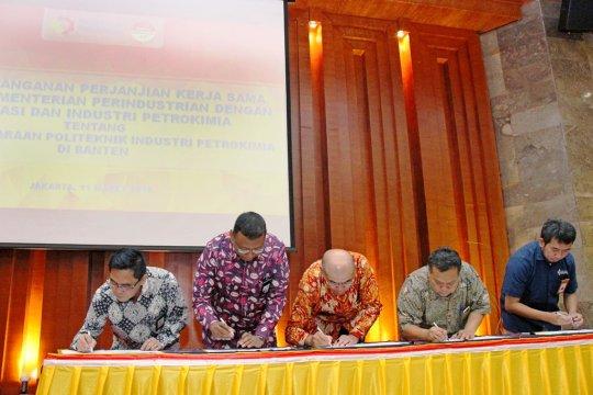 Kemenperin fasilitasi pembangunan Politeknik Industri Petrokimia