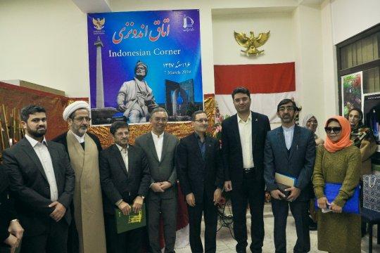 """""""Indonesian Corner"""" pertama dibuka di Iran"""