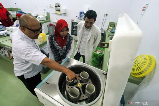 Gandeng PMI, Arun Perta Gas gelar donor darah di Aceh