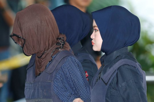 Malaysia tolak permintaan Vietnam atas pembebasan Doan Thi Huong