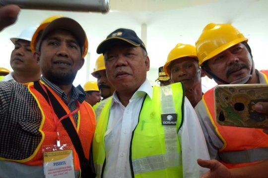 Menteri PUPR : Aceh butuh tiga ribu tenaga kerja konstruksi