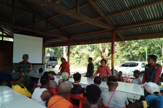Tangani pasien Napza, Dinkes Papua siap kolaborasi  dengan Kemenkumham