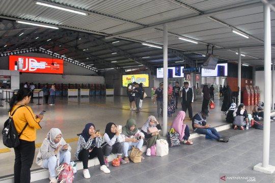 KCI siapkan puluhan bus, pengganti transportasi masyarakat Bogor pasca-KRL anjlok