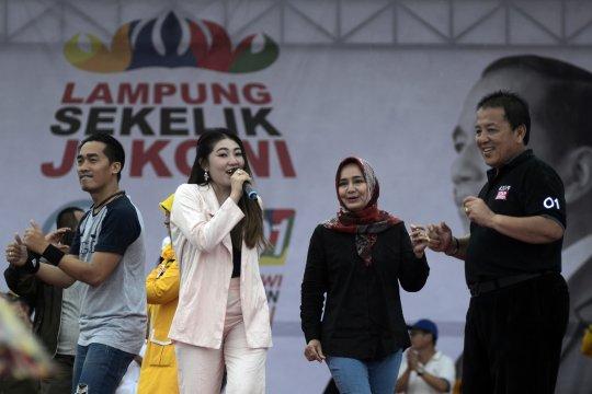 Deklarasi pendukung Jokowi (Pujo) Lampung