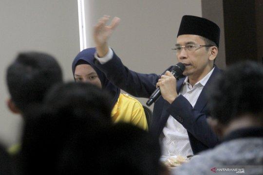TGB: Desa benteng dari paham radikalisme