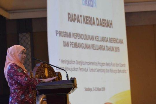 Gubernur: sejumlah daerah di Jatim perlu intervensi naikkan IPM