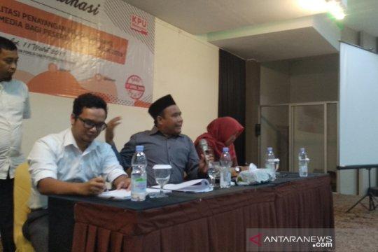 KIP Aceh biayai penayangan iklan kampanye pemilu di media massa