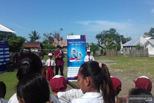 SMP Pulau Moyo NTB siap UNBK dengan segala keterbatasan