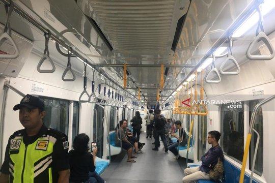 Lahan parkir di sekitar stasiun MRT akan segera diumumkan