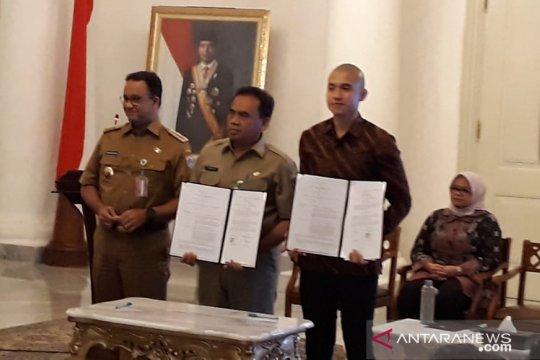 "Anies minta warga Jakarta unduh aplikasi ""Jakarta Aman"""