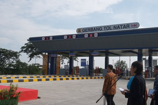 Wali Kota : Bandarlampung diuntungkan dari Tol Trans-Sumatera