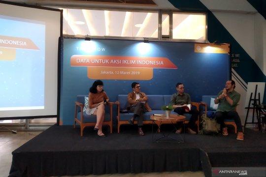 Platform Satu Data Indonesia akan berperan cegah perubahan iklim