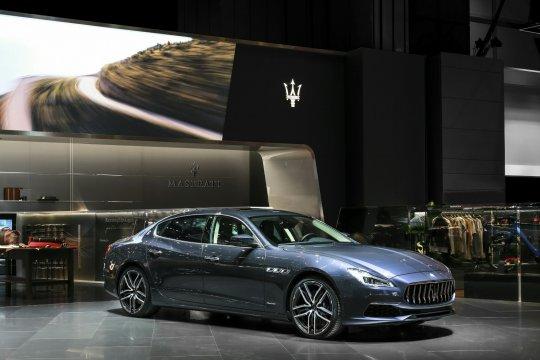 Maserati kenalkan Quattroporte diesel di India