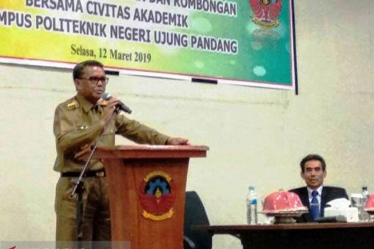 Gubernur dilantik jadi Ketua Persatuan Insinyur Indonesia Sulsel