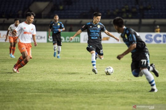 Meski cetak gol, Kim Kurniawan kecewa Persib takluk di Bali