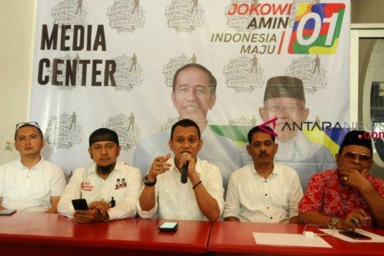 TKN Jokowi-Ma'ruf sebutkan publik percaya dengan KPU