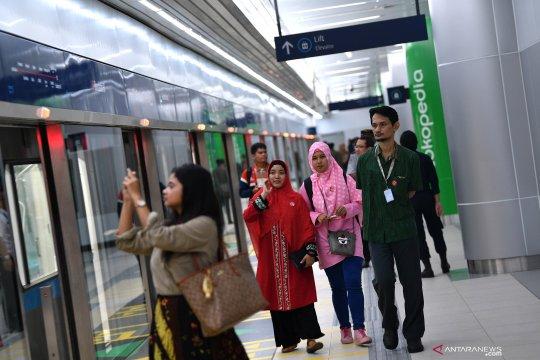 BPTJ: Integrasikan moda agar operasional MRT Jakarta efektif