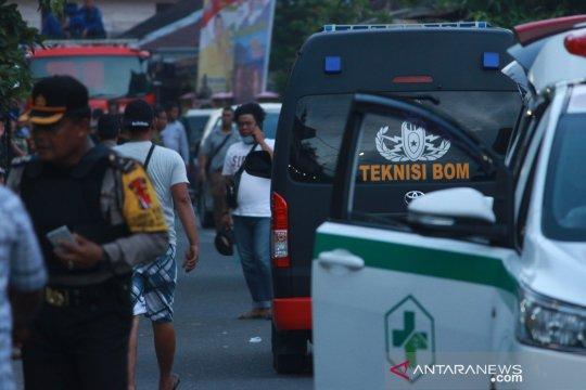 Penangkapan terduga teroris di Sibolga hasil pengembangan Lampung