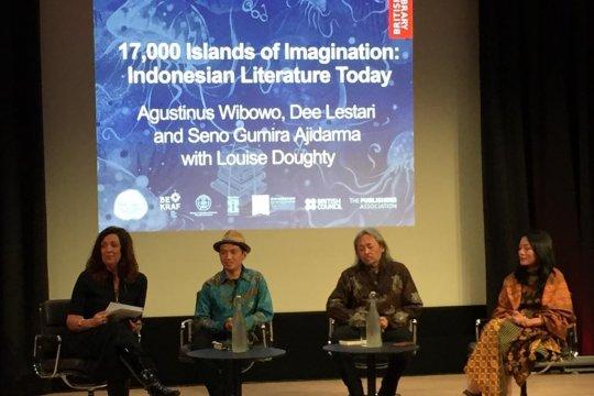 Triawan Munaf: subsektor penerbitan salah satu kekuatan Indonesia