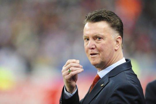 KNVB kabarnya bujuk Van Gaal kembali tangani timnas Belanda