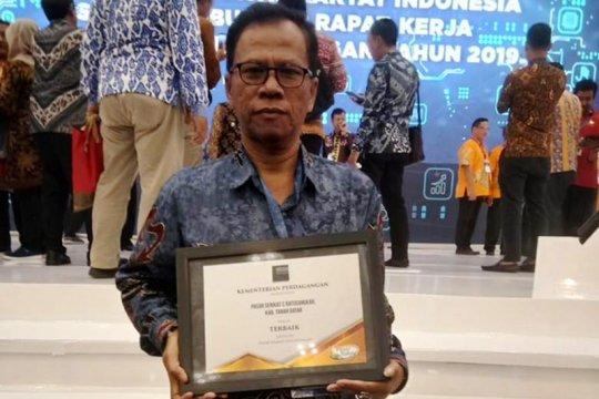 Pemerintah kucurkan Rp50 miliar untuk pasar berprestasi Batusangkar