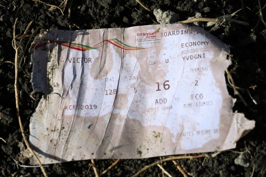 Keluarga WNI korban Ethiopian Airlines siap bantu identifikasi jenazah
