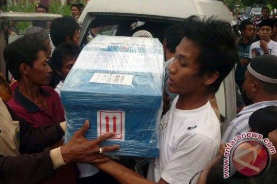 Jasad Ujang Nuryanto, korban mutilasi di Malaysia dimakamkan