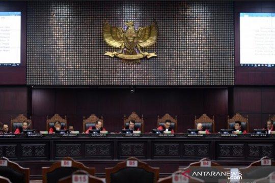 MK tidak terima permohonan uji UU Penodaan Agama