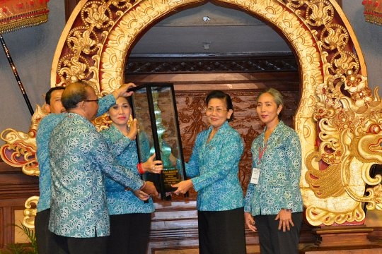 Gubernur Bali minta PKK dukung pengentasan kemiskinan