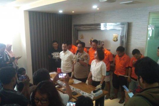 Polisi kejar buron jaringan narkotika Riau-Jakarta-Bandung