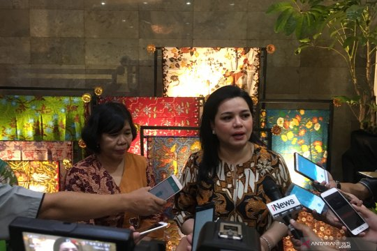 Kemenperin fasilitasi IKM batik-tenun di Pameran Adiwastra Nusantara