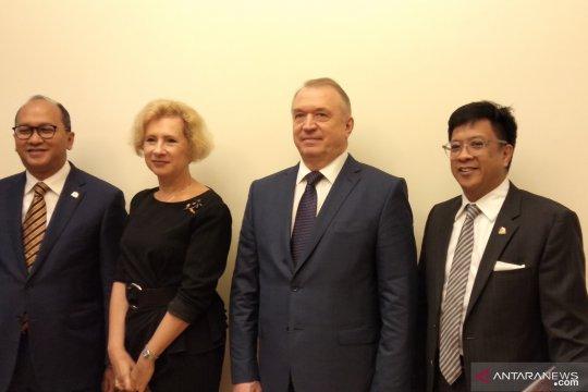 Menggenjot nilai perdagangan Indonesia-Rusia