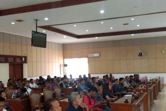 Korban phk Kharisma Eksport datangi DPRD Bantul