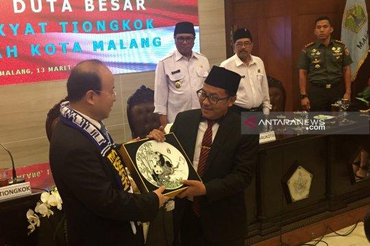 Dubes Tiongkok terkesan nuansa heritage Hotel Tugu Malang