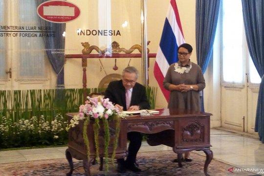 Indonesia-Thailand peringati 70 tahun hubungan diplomatik tahun depan