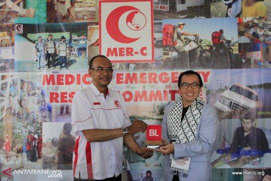 Gali donasi pembangunan RS Indonesia di Gaza, MER-C gandeng Bukalapak