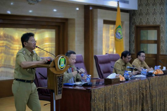 Perusahaan Di Tangerang belum semua daftarkan karyawan ke BPJS-Tk