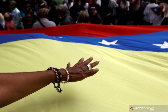 Militer AS tidak terlibat dalam penarikan diplomat dari Venezuela