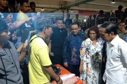 Presiden Jokowi ingin PIM Muara Baru jadi percontohan se-Indonesia