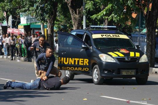 TNI - Polda Babel gelar rapat pimpinan pengamanan Pemilu 2019