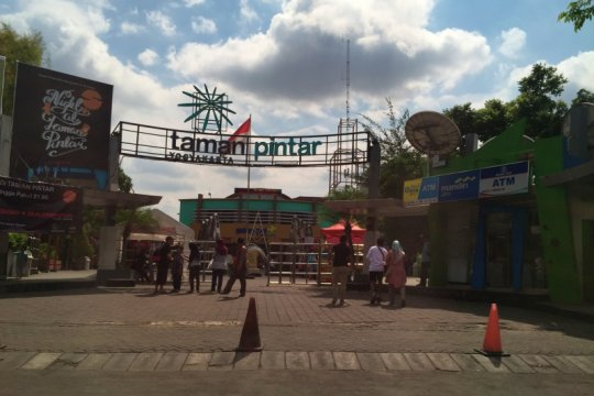 "Taman Pintar Yogyakarta akan segarkan tampilan area ""playground"""