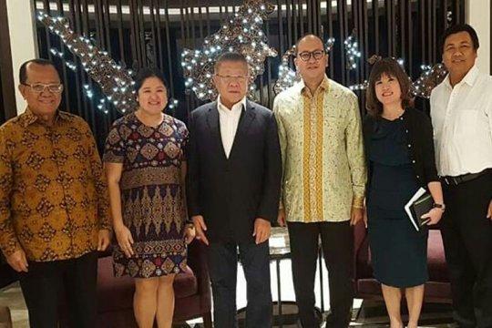 Indonesia-Filipina bahas peningkatan kerja sama ekonomi