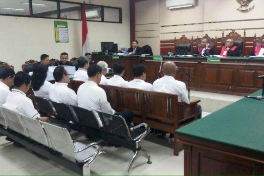Jaksa KPK tuntut sepuluh mantan anggota DPRD Malang empat sampai enam tahun
