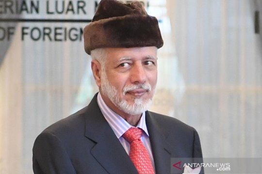 Diplomat senior Oman berada di Iran, bicarakan ketegangan Teluk