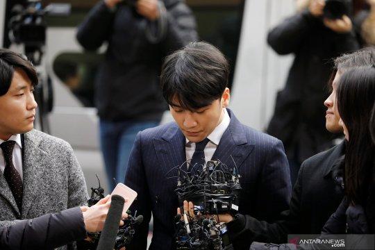 Polisi geledah kantor YG Entertainment terkait kasus judi mantan CEO