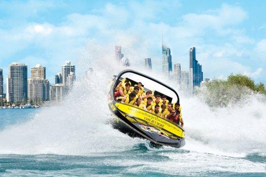 Empat inspirasi tempat liburan di Sydney dan Gold Coast